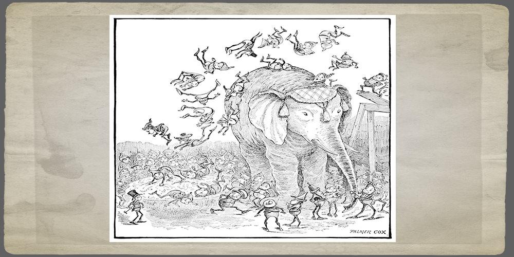 Elephants and Pixies